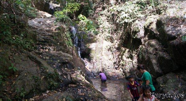 Водопад Ton Sai