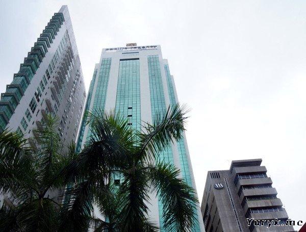 Куала-Лумпур - отель Pacific Regency Hotel Suites