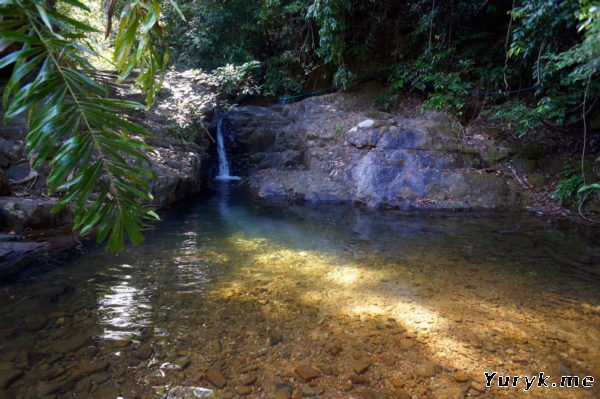 Водопад Клонг Чао Лыам