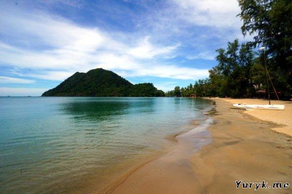 Пляжи Ко Чанга: Клонг Сон (Klong Son Bay)