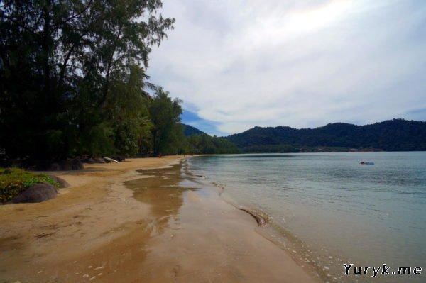 Пляж Клонг Сон