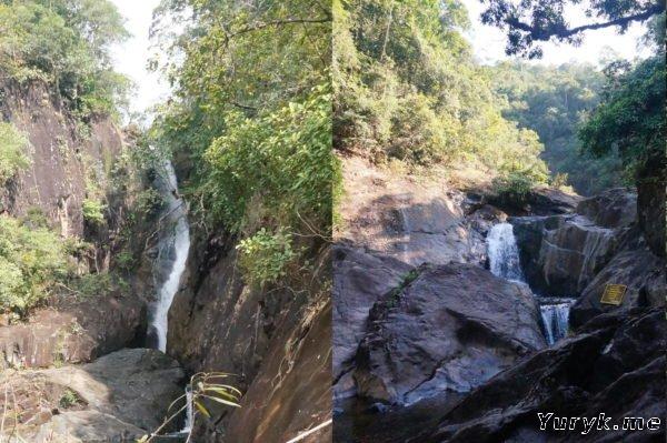 Водопады Ко Чанга: Клонг Плу (Khlong Phlu) и Тан Майом (Than Mayom)