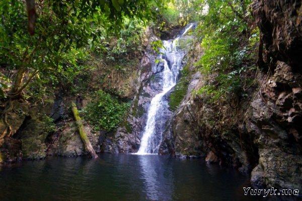 Водопады Ко Чанга: Кай Бей (Kai Bae Waterfall)