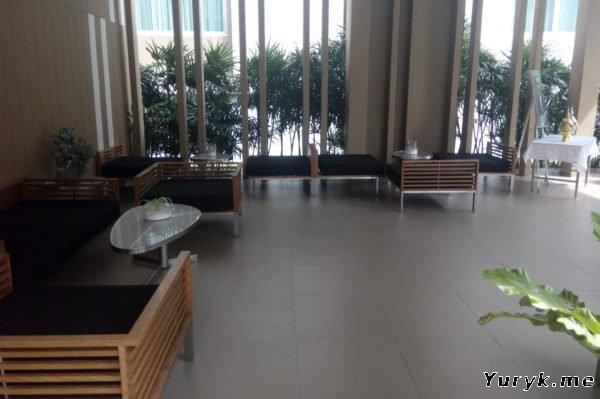 Кондо Baan Khu Kieang - зона отдыха