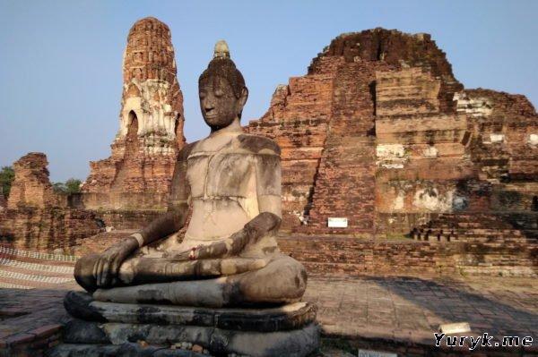 Аюттайя - древняя столица Таиланда