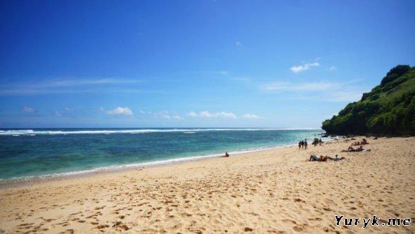 Пляжи Бали (Букит): Pantai Gunung Payung