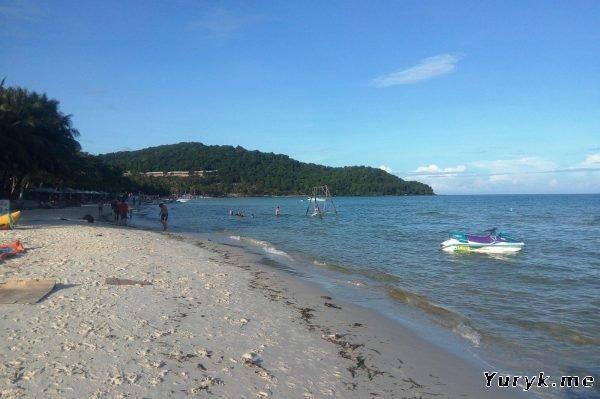 Пляжи Фукуока: Бай Сао (Sao Beach)