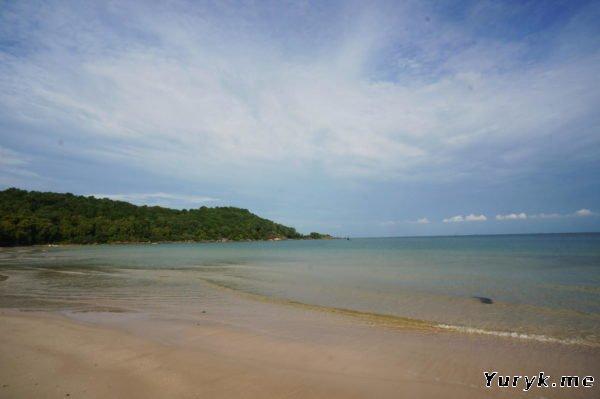 Пляжи Фукуока: Бай Кхем (Khem Beach)