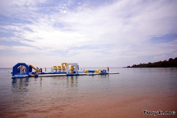 Пляж Bai Trao на острове Hon Thom
