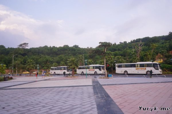 Автобусы Sunworld