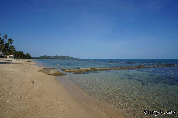 Лаем Сор: пляж Банг Као