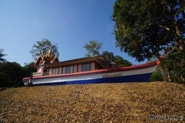 Лаем Сор: Храм - лодка
