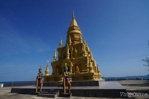 Золотая пагода Лаем Сор